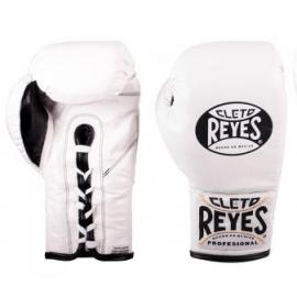 GUANTES DE BOX CLETO REYES SAFETEC/PIEL/8OZ/408B