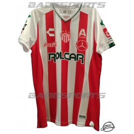 Jersey Necaxa Charly Local 18-19