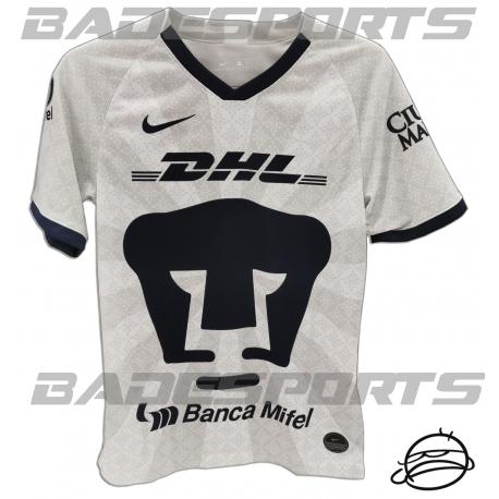 Jersey Nike Pumas UNAM Local 2019-2020