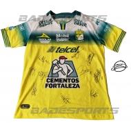 Jersey León FC 2020 Visita Firmada