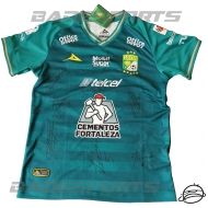 Jersey León FC 2021 Local Firmada Inf